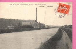 Colombier-Fontaine  - Fonderies De L´Est - France