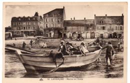LANGRUNE - Marins En Herbe - France