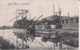 Baelen-Wezel. Zinkfabriek (Balen) TOPKAART! - Balen