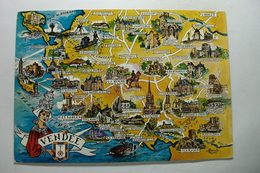 D 85 - Lege, Machecoul, Clisson, Montaigu, Tiffauges, Palluau, Challans, Soullans, Vouvant, Mervent, Bouin, Marans, - Other Municipalities