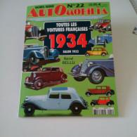 """Revue """" Hors Série Automobilia   """" Differents Numéros - Catalogues & Prospectus"""