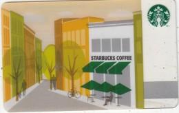 GREECE - Starbucks Coffee, Starbucks Card, CN : 6089, Unused - Gift Cards