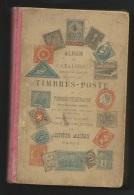 Rare Catalogue Maury De 1905  -  45è édition  - 480 Pages - Lire Détail - Malb54 - Stamp Catalogues