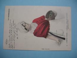 """CPA La Normandie    """" Coiffes D´Hiver """"  N°   8 - Costumes"""