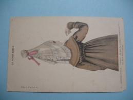 """CPA La Normandie    """" Coiffes D´Hiver """"  N°   17 - Costumes"""