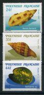 POLYNESIE ( POSTE ) : Y&T N°  312/314  TIMBRES  NEUFS  SANS  TRACE  DE  CHARNIERE  , A  VOIR . - Polynésie Française