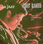 CHET BAKER - Flash - That Old Devil Moon - Solar = - Jazz