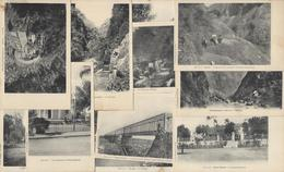 Réunion  - Lot 11 Cartes  éd. Du Mesgnil - La Réunion