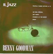 BENNY GOODMAN - Air Mail Special-Get Happy-Stompin' At The Savoy-Dinah = - Jazz