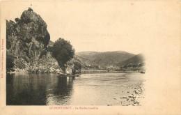 LE PERTUISET LA ROCHE MAUDITE UNIEUX - France