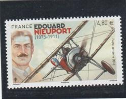 FRANCE 2016 NEUF EDOUARD NIEUPORT POSTE AERIENNE YT PA80 - PA 80 - France