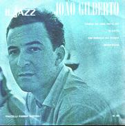 JOAO GILBERTO - Samba De Uma Nota So-O Pato-Um Abraço No Bonfa-meditaçao = - Jazz