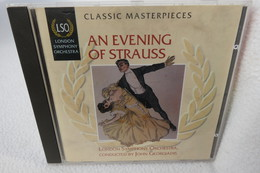 """CD """"An Evening Of Strauss"""" Classic Masterpieces, London Symphony Orchestra - Klassik"""
