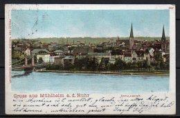 Allemagne, Mülheim A.d. Ruhr, Totalansicht - Mülheim A. D. Ruhr
