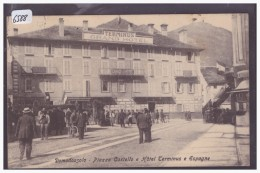 DOMODOSSOLA - HOTEL TERMINUS - TB - Altre Città
