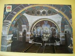 CPM 9796 -  65 LOURDES - INTERIEUR DE L'EGLISE DU ROSAIRE - Lourdes