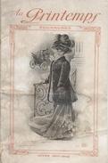 """Magasins """"Au Printemps""""/Fourrures/Enfer-Léger /Paris/Hiver 1907-1908      CAT153 - Francia"""
