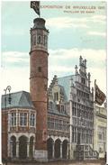 Brussel - Exposition De Bruxelles 1910 - Pavillon De Gand - 1910 - Expositions Universelles