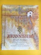2158 -  Suisse Valais Johannisberg St-léonard José Jacquod - Etiquettes