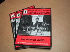 België In De Tweede Wereldoorlog (delen 1,2 En3) - Oorlog 1939-45