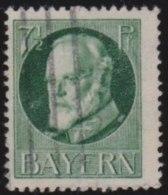 Bayern       .       Michel    .   113  A         .            O      .           Gebraucht - Bavaria