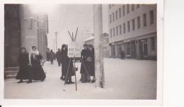 Foto Strassensammlung In Finnland - Köyhien Jouluksi - Ca. 1940 6*4 Cm (25492) - Orte