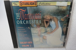"CD ""The Mantovani Orchestra"" Golden Hits Volume 2 - Instrumental"