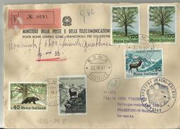 ITALIA V-CV 1967 - 6. 1946-.. Republik