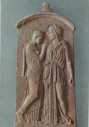 Rhodes- Crito And Timarista.   # 05239 - Sculpturen