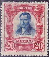 2016-0681 Mexico Mi 249 MH * - Mexico
