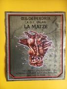 2176 -  Suisse Valais  Oeil De Perdrix La Matze Nouveau Salquenen - Other