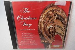 """CD """"The Christmas Harp"""" Classical Christmas Favorites - Christmas Carols"""