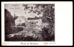 MISSAO Do CHIVINGUIRO - Oficina Escola Da Missão Da Huila. Old Postcard ANGOLA AFRICA - Angola