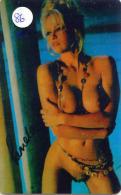 PAMELA ANDERSON * Erotique * Erotic * Telecarte * Telefonkarte * Phonecard (86) CINEMA FILM MOVIE KINO - Film