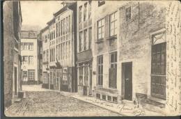 ! - Belgique - Liège - Vieux-Liège - Rue De La Cloche En 1872 - Liege