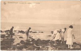 Blankenberge / Blankenberghe - La Pêche Des Moules Et Des Crevettes - Geanimeerd - 1924 - Blankenberge