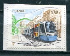 France 2011 - YT 4530 (o) Sur Fragment - Francia