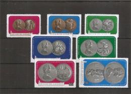 Monnaies ( 332/338 XXX -MNH- De Cook) - Coins