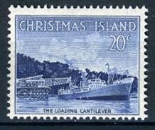 1968 - CHRISTMAS ISLAND - Catg. Mi. 18 - NH - (SCH3207 - 9) - Christmas Island