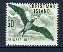 1968 - CHRISTMAS ISLAND - Catg. Mi. 19 - NH - (SCH3207 - 9) - Christmas Island