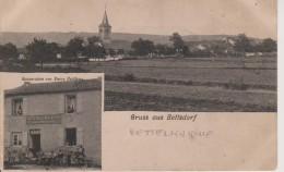 57 -BETTELAINVILLE - 2 VUES - RESTAURANT PETITFRERE - Other Municipalities