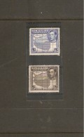 SOMALILAND 1938 3R And 5R SG 103/104 TOP VALUES OF THE SET (LIGHTLY) MOUNTED MINT Cat £57 - Somaliland (Protectorate ...-1959)