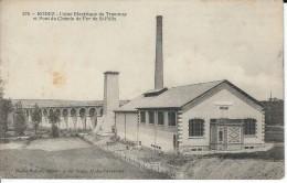 12 - RODEZ - T.Belle Vue De L' Usine électrique Du Tramway Et Pont Du Chemin De Fer De St Félix - Rodez