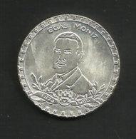 Portugal Jeton Nobel Medécine Egas Moniz Grandes Personnalités Portugaises Medicine Nobel Small Medal - Jetons & Médailles
