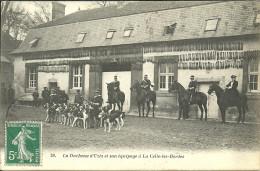 LA CELLE LES BORDES  -- La Duchesse D'UZES Et Son équipage                 -- Bourdier 29 - France