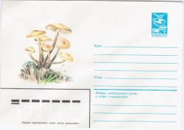 Russia USSR 1982 Mushrooms Mushroom Fungi Pilzen - 1923-1991 URSS