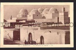 Mosque SABRES KAIROUAN TUNIS TUNISIA Islamic Postcard RARE VINTAGE ORIGINAL - Religions & Beliefs