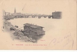 D31 - Toulouse  - Quai De La Daurade & Pont Neuf - Carte Précurseur : Achat Immédiat - Toulouse