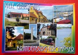 Brandenburg An Der Havel ,Brandenburg-Kirchmöser,  MBK - Brandenburg