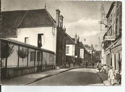 CHAGNY    Rue De La Bouthiere ,les Hospices  Ed;  COLLIN - Chagny
